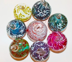 October Glass Bauble Course 2017 – 2pm – 5pm @ Burnham Thorpe | United Kingdom