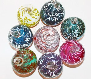 Glass Blowing Spheres – Bauble Course 25 October 2014 2pm - 5pm @ Burnham Thorpe | United Kingdom
