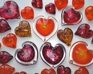 ©SALTglasstudios heart prob DSCF2755