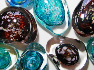 C. Glass Pebbles.09.11.12