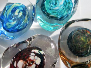 Festive Paperweight Course 2016 - 10am -1pm @ Burnham Thorpe | United Kingdom