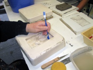 8..SALT.Glass Casting and Plaster Course 18.03.13.