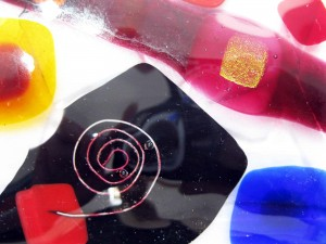 Festive Kiln Glass Fusing Taster Course 1 Dec. 2013 – 06 Jan. 2014 – 10am – 5 pm @ Burnham Thorpe | United Kingdom