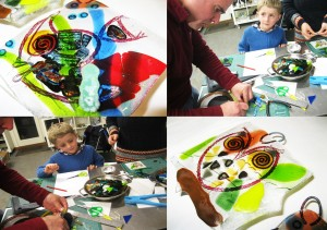 October Kiln Glass Fusing Taster Course 2014 10am – 5 pm @ Burnham Thorpe | United Kingdom