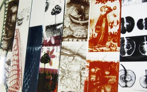 Two Day Screen Printing onto Glass Course 19 - 20 July  2014 10am – 5pm   @ Burnham Thorpe | United Kingdom