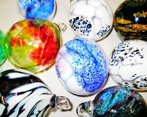 October Glass Bauble Course 2016 – 2pm – 5pm @ Burnham Thorpe | United Kingdom