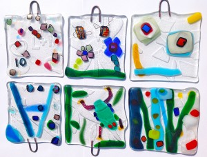 Summer Kiln Glass Fusing Taster Course July-Sep. 2014 10am – 5 pm @ Burnham Thorpe | United Kingdom