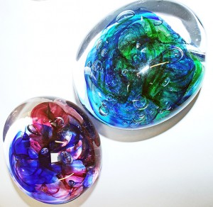 Festive Paperweight Course 1 Dec. 2015 – 4 Jan. 2016 - 10am -1pm @ Burnham Thorpe | United Kingdom