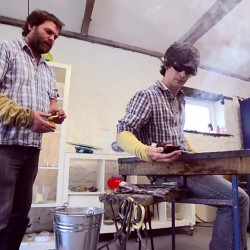 5b.©SALT glass studios.Glassmaking.Courses