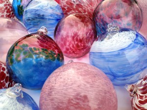 May - June Glass Bauble Course – 2pm – 5pm @ Burnham Thorpe | United Kingdom