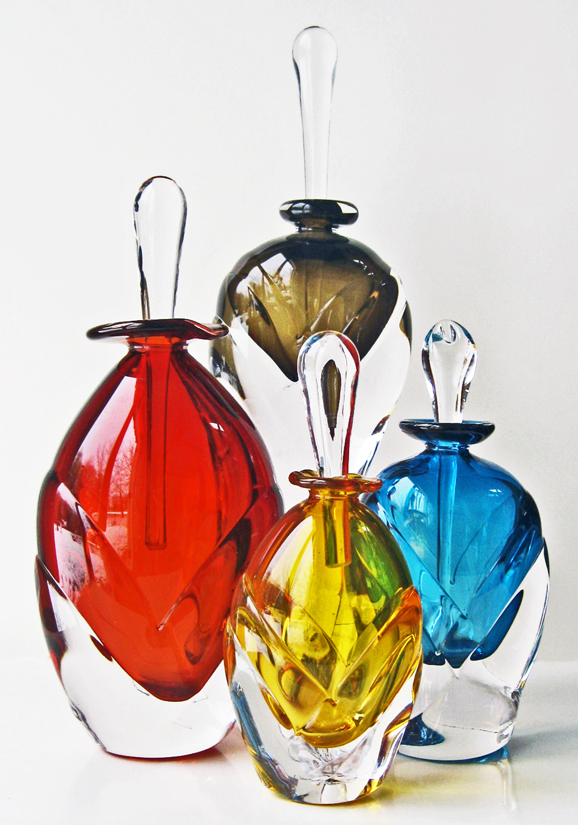 Scent Bottles Collection